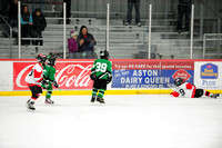 Rough Riders 39 vs North Stars