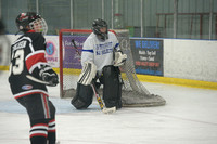 South Jersey Selects goalie