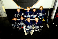 Grundy Grizzlies Navy Mite B sat 245 team shot